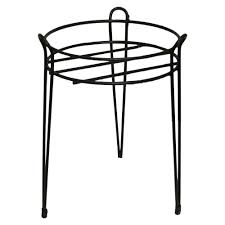 Patio Plant Stands Wheels by Planter Stands Planter Accessories The Home Depot