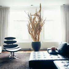 Living Room Corner Decoration Ideas 20 original decorating ideas with stunning driftwood for your home
