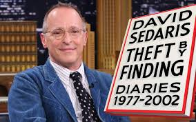 David Sedaris Theft By Finding Ftr