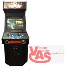 Mortal Kombat Arcade Cabinet Specs mortal kombat 3 ultimate arcade game for sale