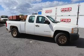 100 Chevy Truck 4x4 2011 Crew Cab 59160 Miles 542TVA RunsDrives See