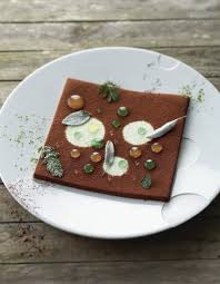 histoire de la cuisine et de la gastronomie fran ises les stupéfiants desserts d emmanuel renaut aux flocons de sel le