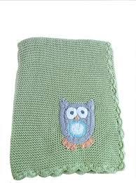 Cute Owl Car Floor Mats by Koala Baby Owl Crochet Blanket Green Toys