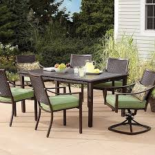 Walmart Patio Dining Chair Cushions by Patio Walmart Patio Dining Sets Home Interior Design