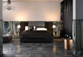 Bedroom Master Floor Tiles Grey Ceramic