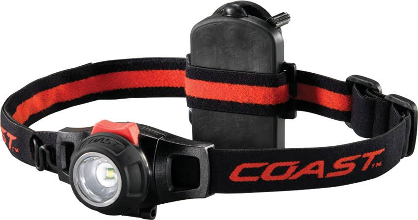 Coast HL7 Focusing Headlamp - Black