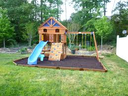 Backyard Playsets Diy Playground Ideas On A Budget Kits ... Wonderful Big Backyard Playsets Ideas The Wooden Houses Best 35 Kids Home Playground Allstateloghescom Natural Backyard Playground Ideas Design And Kids Archives Caprice Your Place For Home 25 Unique Diy On Pinterest Yard Best Youtube Fniture Discovery Oakmont Cedar With Turning Into A Cool Projects Will