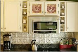 modest simple faux tin backsplash tin wall tiles backsplash trends