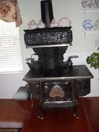 acme royal wood cook stove n0 818 newark stove works chicago