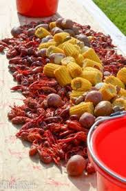 Pinterest Crawfish Boil Decorations by Crawfish Boil Party Ideas Birthday Party Ideas Birthday Parties