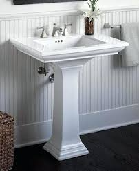 kohler revival pedestal sink meetly co
