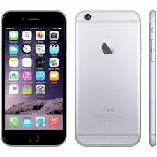 Apple REFURBISHED APPLE IPHONE 6 16GB Black Unlocked