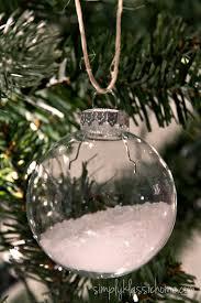Make Glitter Glass Ball Ornaments HGTV
