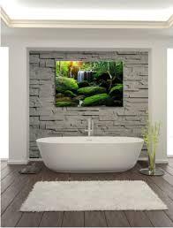 schöner regenwald in thailand leinwandbild wanddeko kunstdruck
