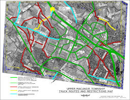 100 Truck Route Map Good Neighbor Coalition Safety Upper Macungie Township