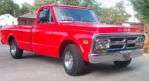100 69 Gmc Truck 72 GMC