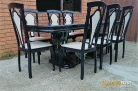 Exquisite Imported Italian Marble Look Dining Table Over 10000