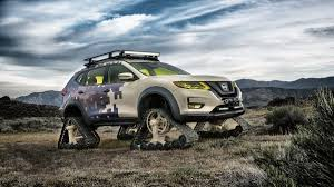 The Nissan Rogue Trail Warrior Project Is Equipped With Tank Tracks ... 3 December 2017 I Cant Drive 55 But Neither Can Any Driver In These Humvee Wheels Transform Into Tank Treads Track Time Mattracks Litefoot Tracks Atv Illustrated Halftrack Wikipedia Truck Accsories Running Boards Brush Guards Mud Flaps Luverne Gmc Unveils Tanktreaded All Mountain Concept Pickup Fleet Owner Virginia Beach Beast Monster Resurrection Offroaderscom Snow Track Kit Buyers Guide Utv Action Magazine Rubber Cversions N Go Youtube The Nissan Rogue Trail Warrior Project Is Equipped With Tank Tracks