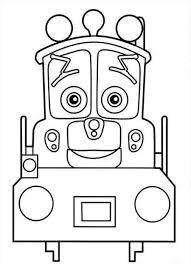 Brewster Chuggington Drawing Wwwtopsimagescom