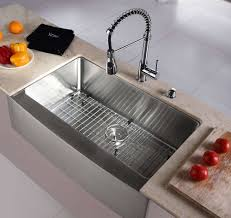 Kohler Cast Iron Sink Enamel Care by Types Of Kitchen Sinks U2022 Read This Before You Buy