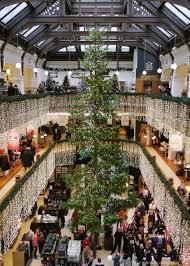 Fraser Christmas Trees Uk by Edinburgh The Jenners Christmas Tree 2014 Edinburgh Spotlight