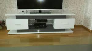 lutz tv möbel hochglanz wie neu