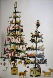 783 Best Feather Trees Images On Pinterest Merry Christmas Vintage Artificial