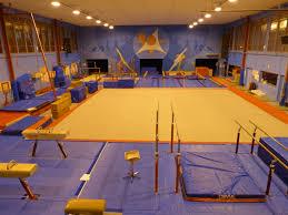 le gymnase daniel fery club chigny gymnastique