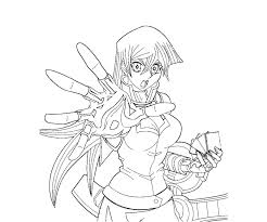 Download Yugioh Coloring Pages