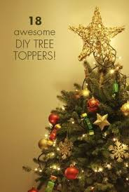 Perfect Decoration Homemade Christmas Tree Toppers DIY 3D Cardboard Star Topper Sea Lemon YouTube Creative Ideas