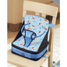 Kaboost Portable Chair Booster Chocolate by The First Years Booster U0026 Hook On Seats The First Years On The Go
