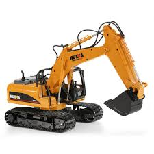100 Cat Truck Toys HuiNa 350 Excavator Construction Cat RC Control Bulldozer Dump