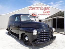 100 Panel Trucks 1948 Chevrolet Truck For Sale ClassicCarscom CC1091790