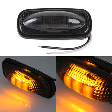 1PCS 12V Truck Clearance Light Car Waterproof Side Marker Lights ... Led Clearance Marker Lights 4x Fender Bed Side Smoked Lens Amber Redfor Whdz 5pcs Yellow Cab Roof Top Running Everydayautopartscom Ford Bronco Ii Ranger Pickup Truck Set Of 2 X 24v 24 Volt Amber Orange Side Marker Light Position Truck Amazoncom Ijdmtoy Peterbilt Led Free Download Wiring Diagrams Lights Installed Finally Enthusiasts Forums Xprite Black Cab Over America On Twitter Trucking Hello From Httpstco