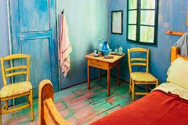 gogh la chambre louez la chambre de gogh sur airbnb il était une pub