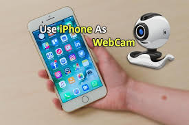 How to Use your iPhone as a Webcam Turn your ipad to Webcam