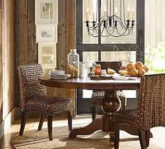 Pottery Barn Aaron Chair Espresso by Dining Room Set Savings Pottery Barn