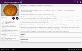 logiciel recette cuisine android les 5 meilleures applis gratuites de recettes de cuisine