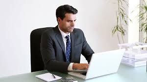ordinateur portable homme d affaires gens d affaires hd