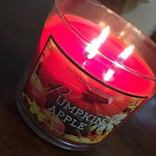 Bath And Body Works Pumpkin Apple Candle by Bath U0026 Body Works Pumpkin Apple Candle Reviews Candle Frenzy