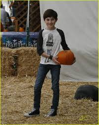 Lawrence Pumpkin Patch by Mason Cook Visits Pumpkin Patch Photo 445042 Photo Gallery