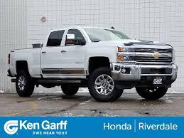 100 Rush Truck Center Utah PreOwned 2018 Chevrolet Silverado 2500HD LTZ Crew Cab Pickup In