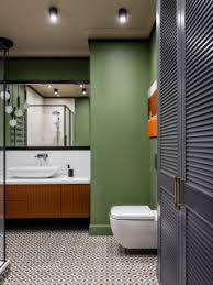 75 badezimmer mit grüner wandfarbe ideen bilder april
