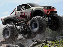 100 Monster Truck Wheels Screensavers S