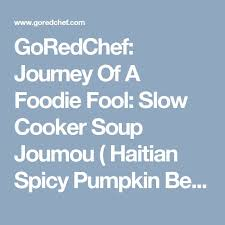 Traditional Haitian Pumpkin Soup Recipe by The 25 Best Haitian Pumpkin Soup Recipe Ideas On Pinterest