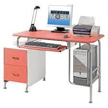 Techni Mobili Computer Desk With Storage by Techni Mobili Contempo 52