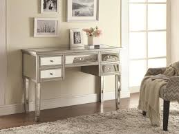 Coaster Computer Desk White by Coaster Company White Mirrored Writing Desk Free Shipping Today