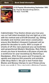 popular woodworking ebooks android apps on google play