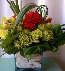 Custom Designed Arrangements Mondu Floral Design High End Downtown Toronto Flower Shop