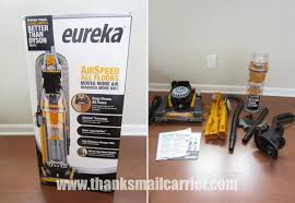 Dyson Dc41 Hardwood Floor Attachment by Thanks Mail Carrier Eureka Airspeed All Floors Upright Vacuum